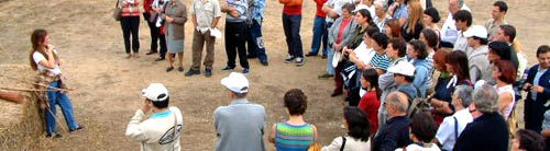 Atapuerca Paleorama sordos LSE Arqueologia accesibilidad