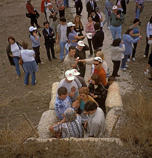 Atapuerca Paleorama sordos LSE accesibilidad arqueología