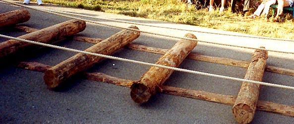menhir atapuerca Paleorama 2001