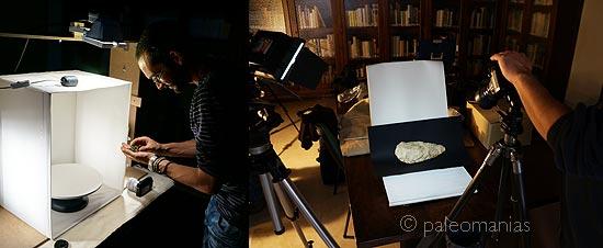 paleorama arqueología virtual