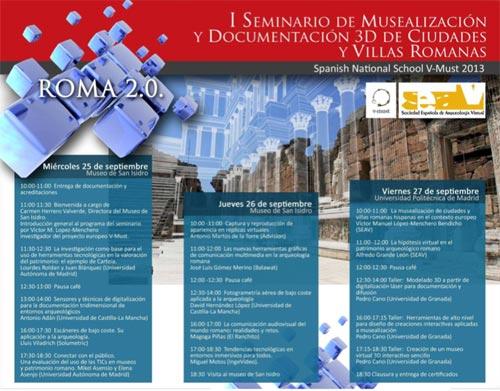 paleorama Paleorama musealizacion y documentacion 3d ciudades y villas romanas